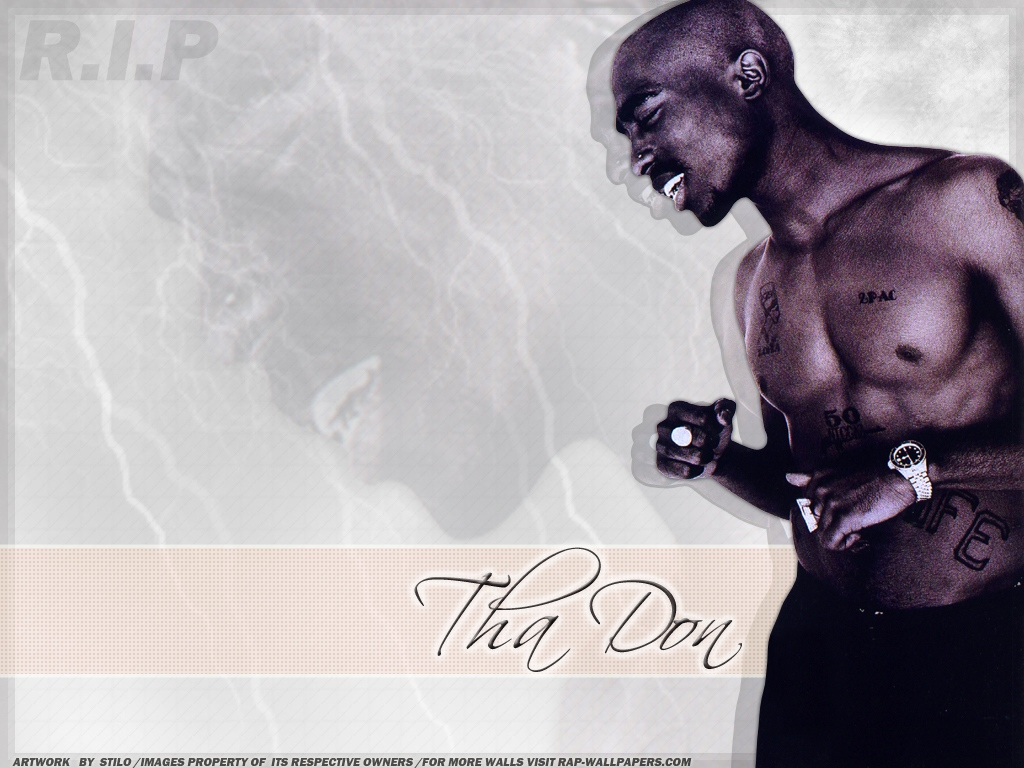 Download Tupac wallpapers and many more hip hop related wallpapers for 1024x768