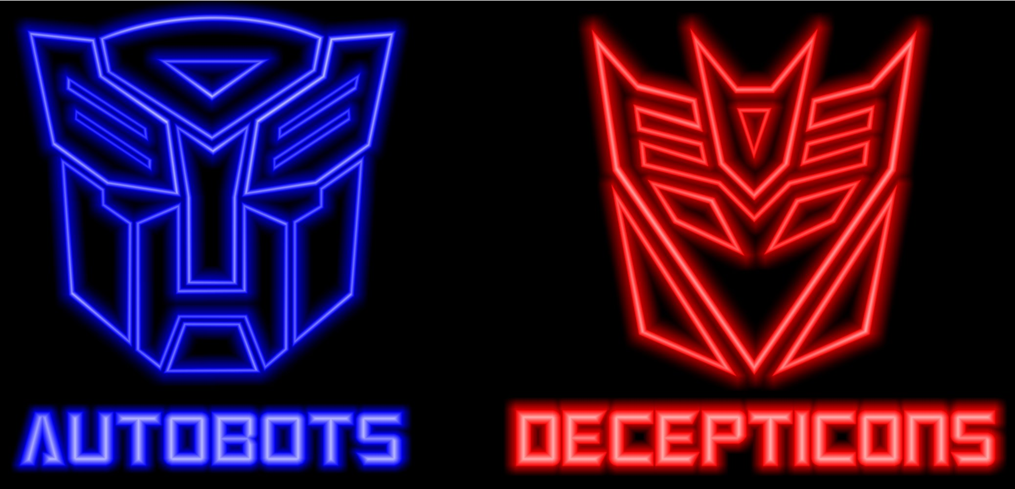 Pin Autobots And Decepticons Logo 2075x1000