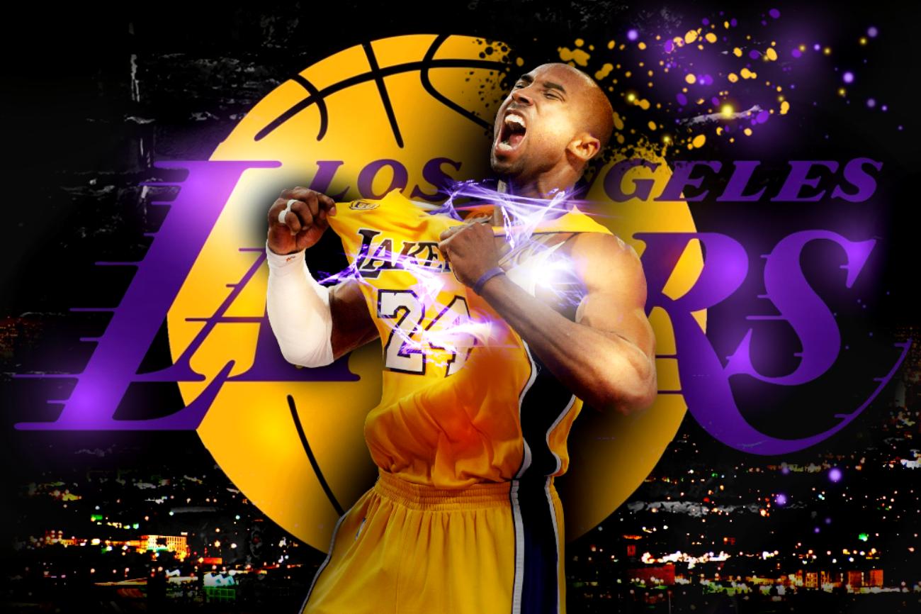 Kobe Bryant La Lakers Hd Wallpaper photos Kobe Bryant HD Wallpaper As 1300x866