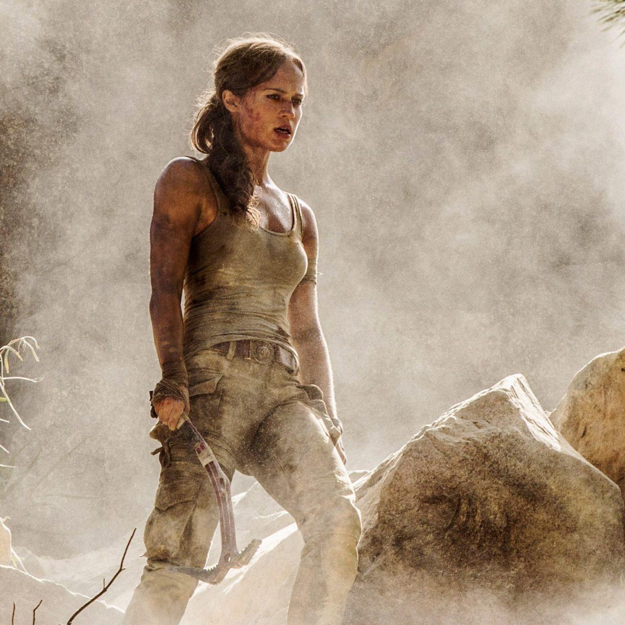 Tomb Raider Wallpaper 1920x1080: Tomb Raider Movie 2018 Wallpapers