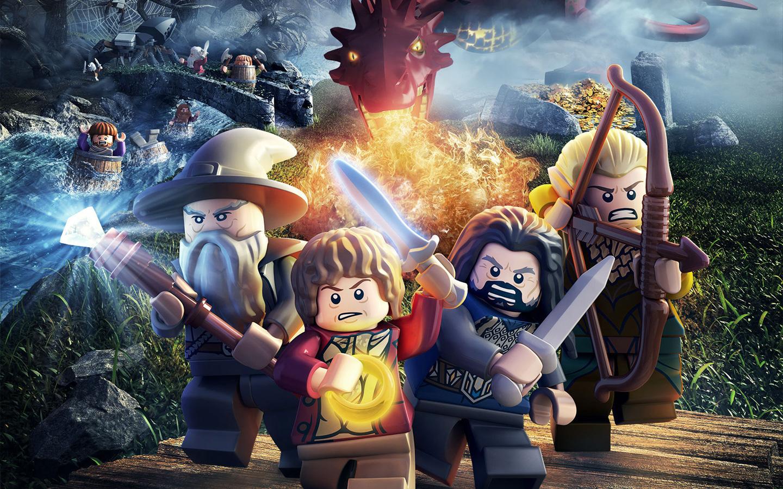 Lego The Hobbit Wallpaper in 1440x900 1440x900