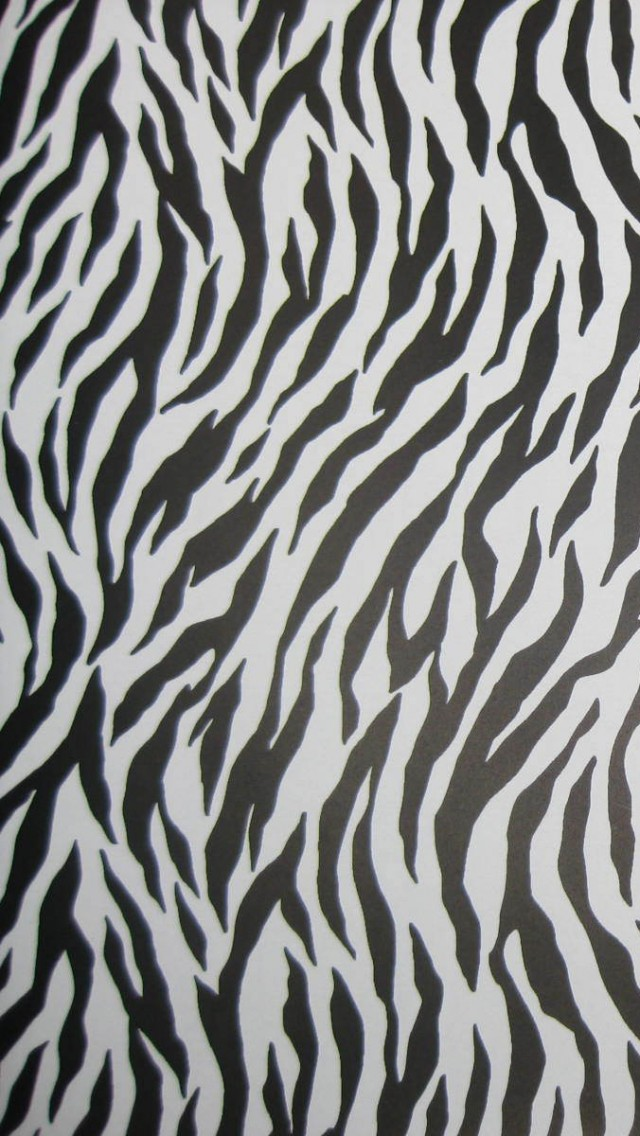 Zebra stripe iPhone 5 wallpapers Background and Wallpapers 640x1136