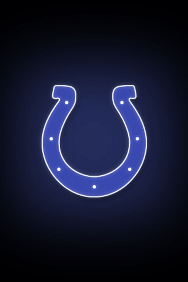 Indianapolis Colts iPhone Wallpaper HD 640x960