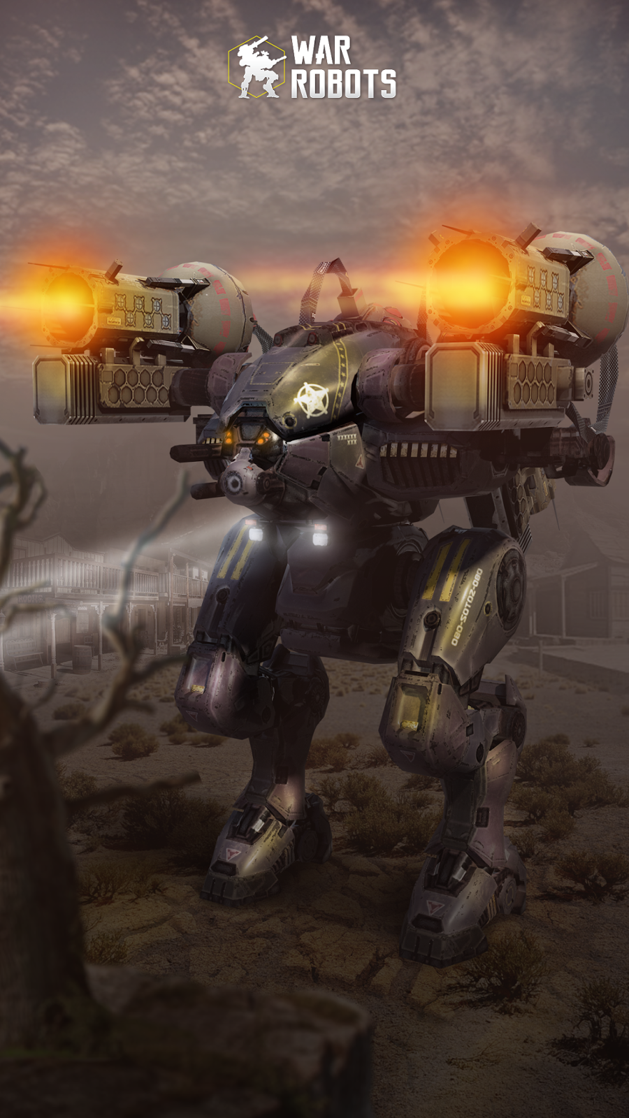 War Robots Wallpapers Wallpapersafari