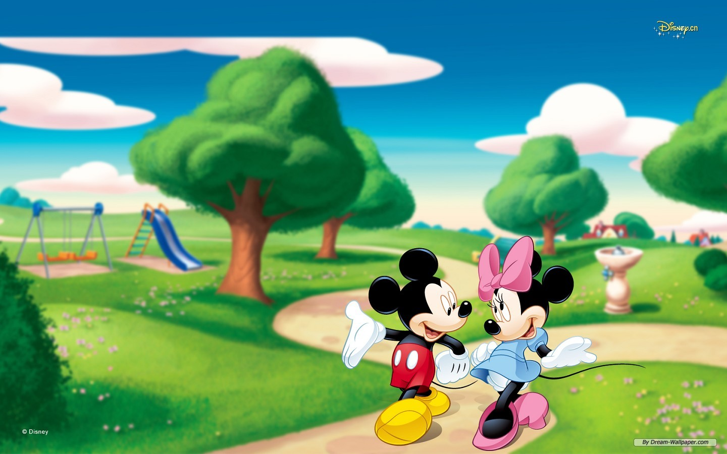 Wallpaper   Cartoon wallpaper   Disney Theme 2 wallpaper 1440x900