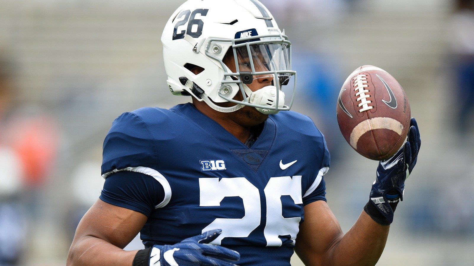 Twitter reacts to Mr Do It All Saquon Barkley throwing 1600x900