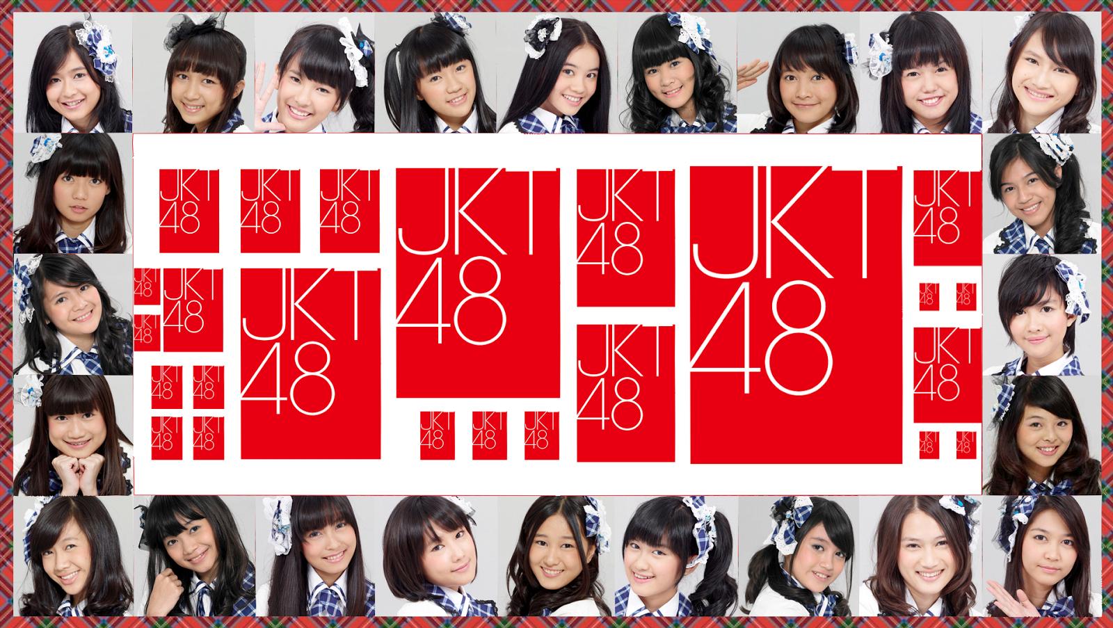 Foto Wallpaper JKT48 Keren Terbaru   JKT48 IG 1600x903