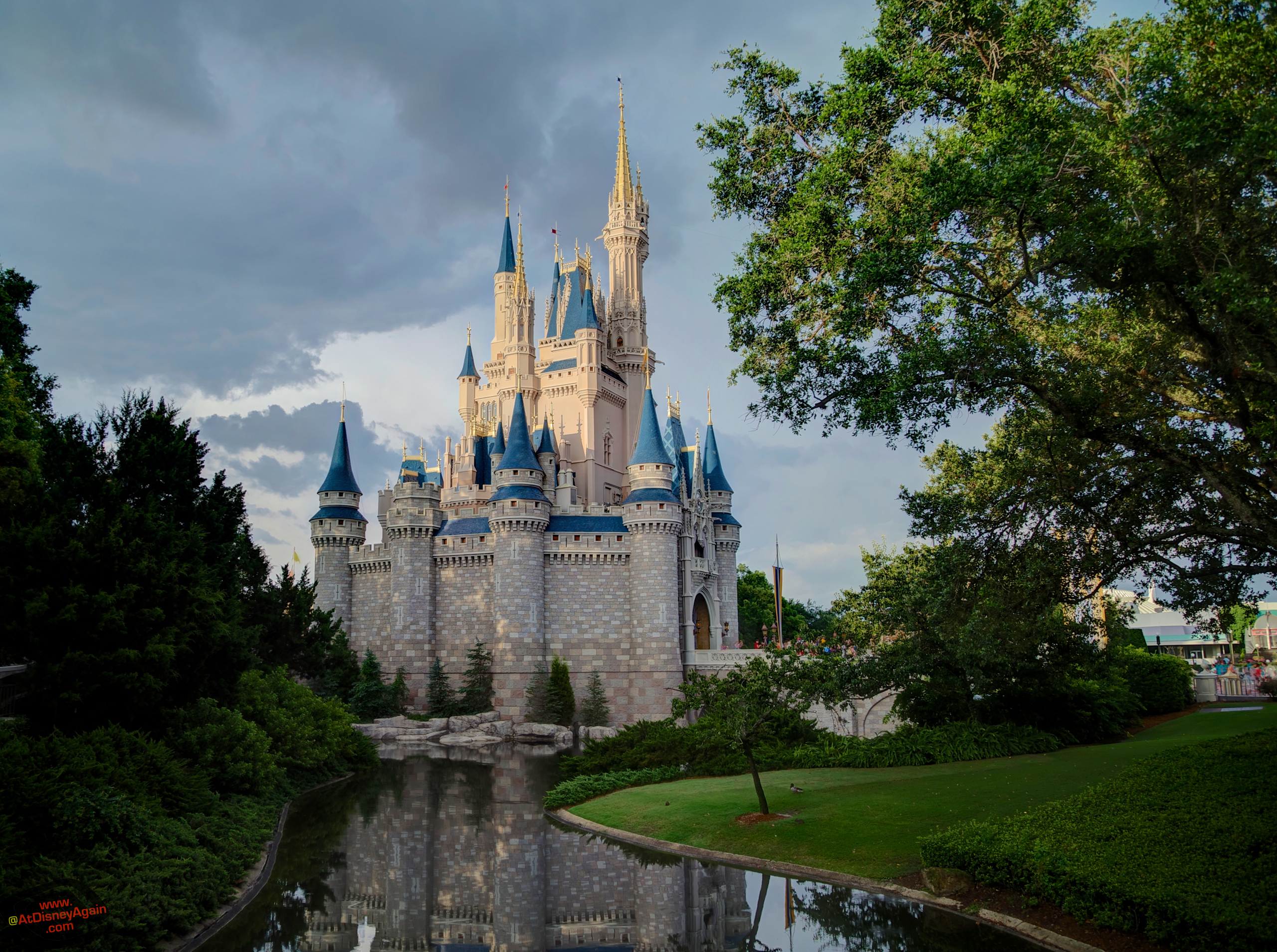 Cinderella Castle Wallpapers At Disney Again 2560x1910