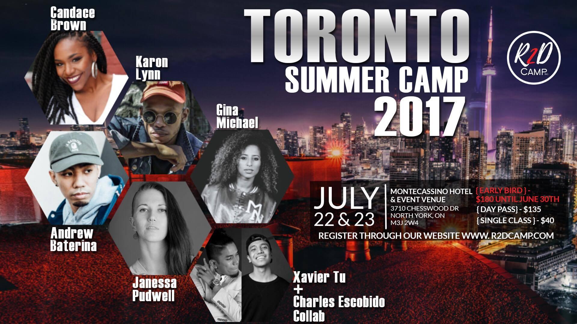 R2D Summer Camp Toronto 2017 1920x1080