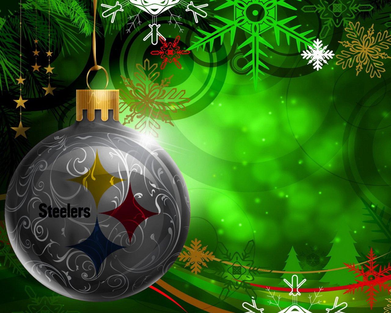 e767a18e 49+] Steelers Christmas Wallpaper on WallpaperSafari