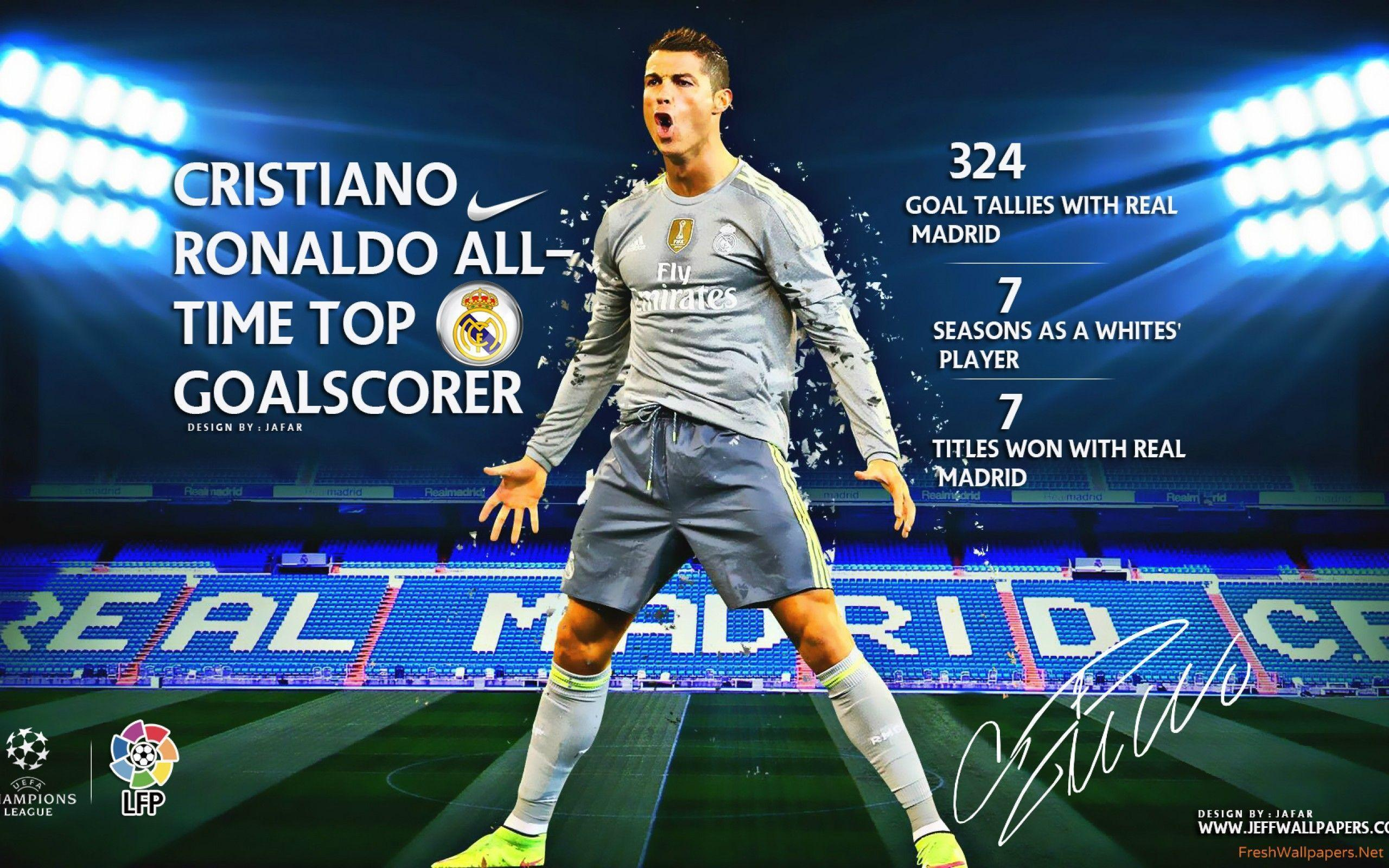 Wallpapers Cr7 2016 2560x1600