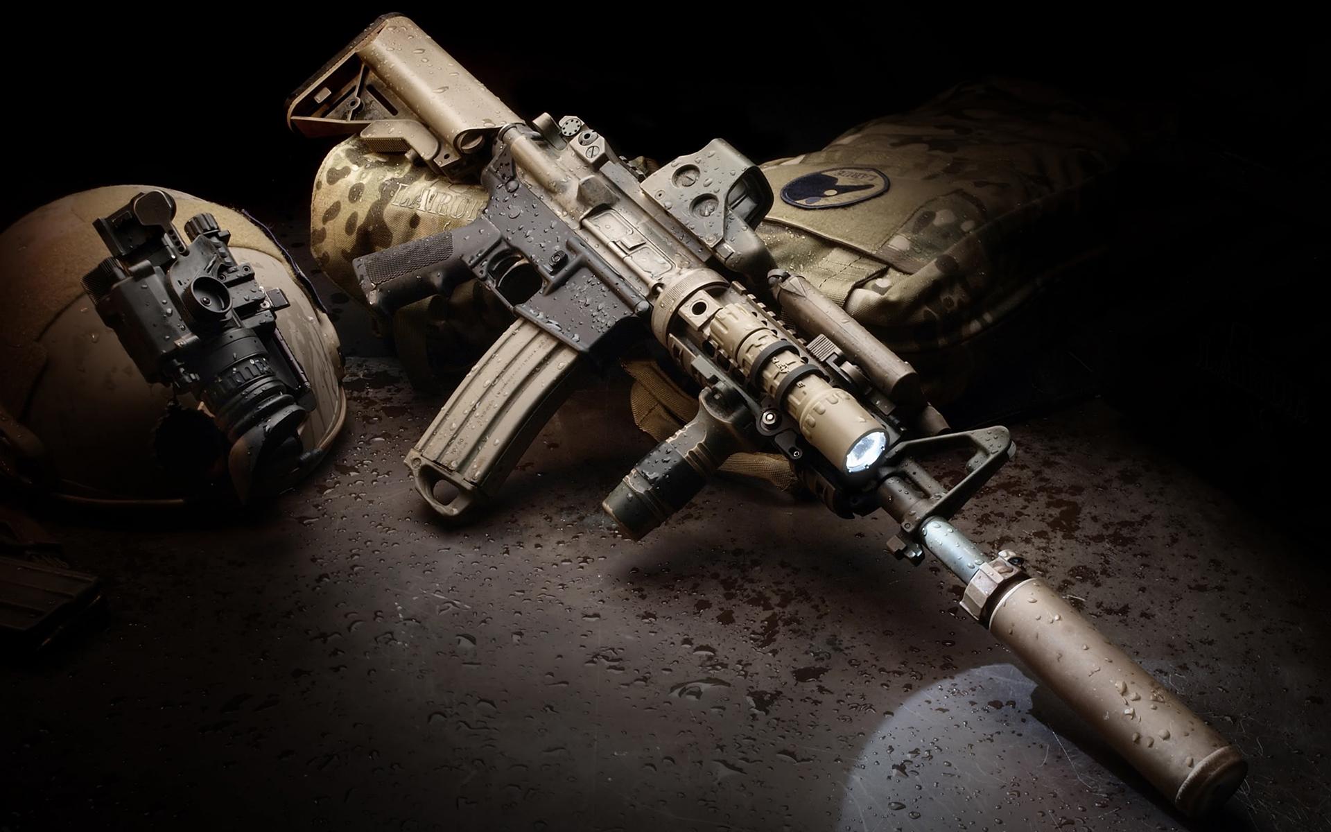 Shotgun Assault Rifle Wallpaper PNG Transparent best stock photos 1920x1200