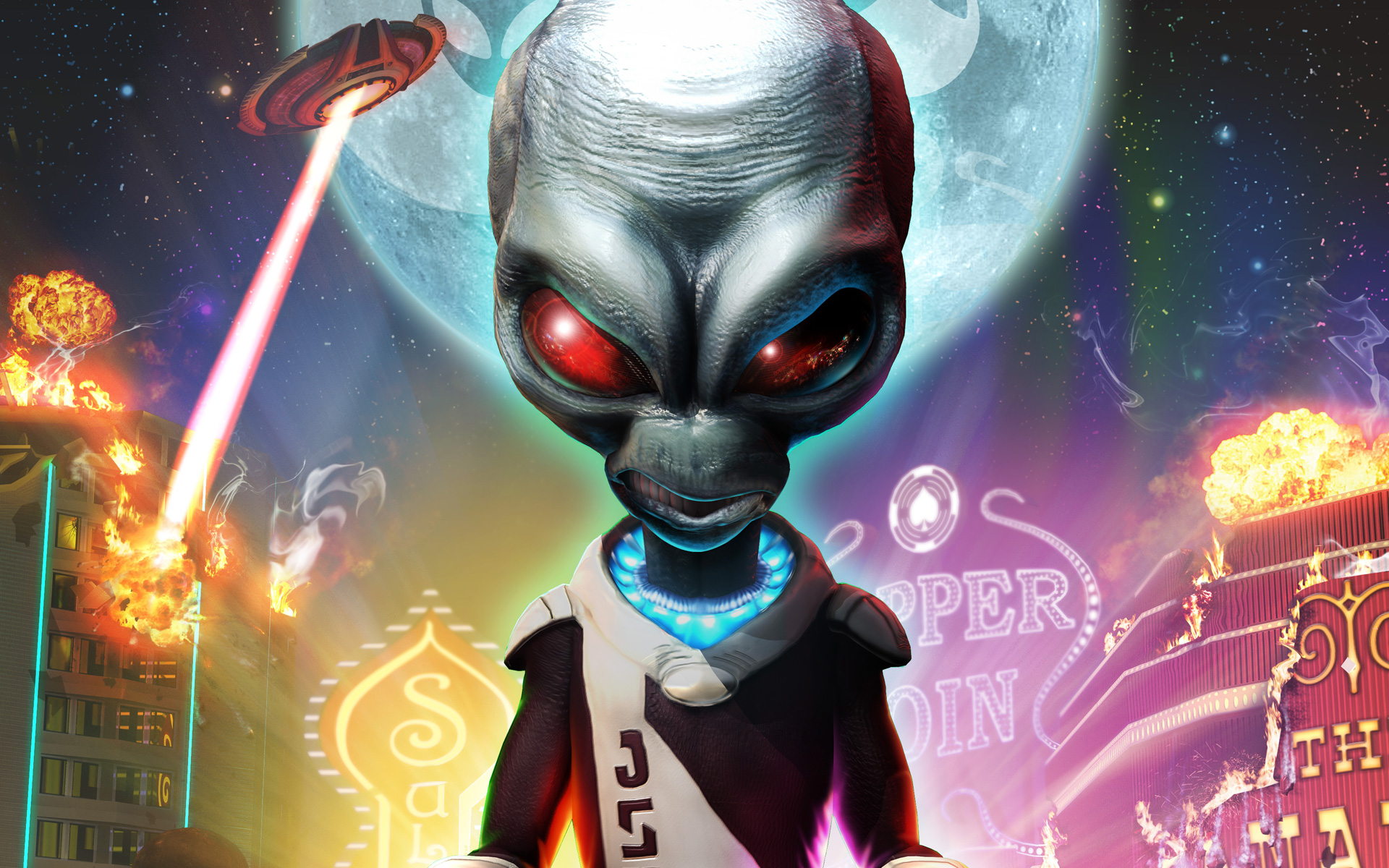 Destroy All Humans 2 Wallpaper in 1920x1200 1920x1200