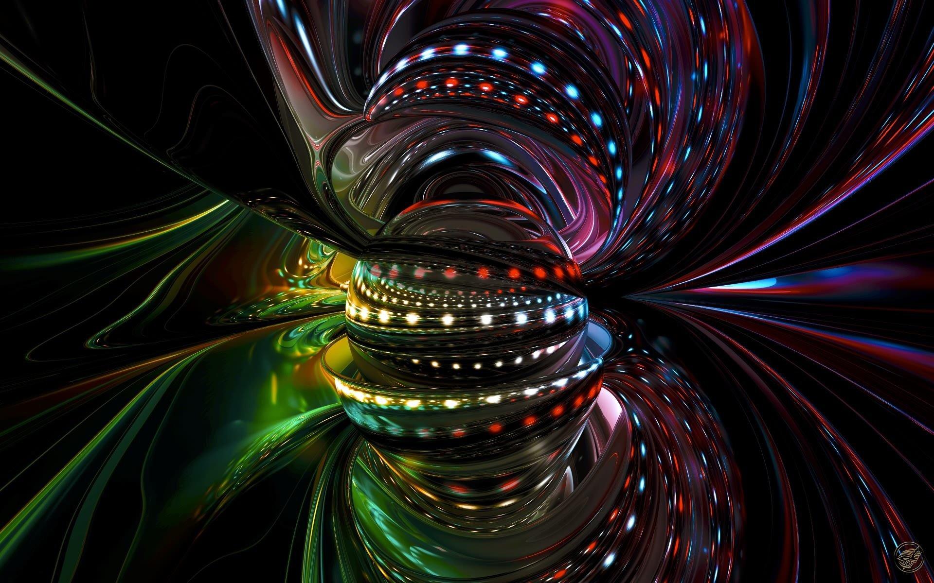 Dynamic desktop wallpaper wallpapersafari for Immagini astratte hd