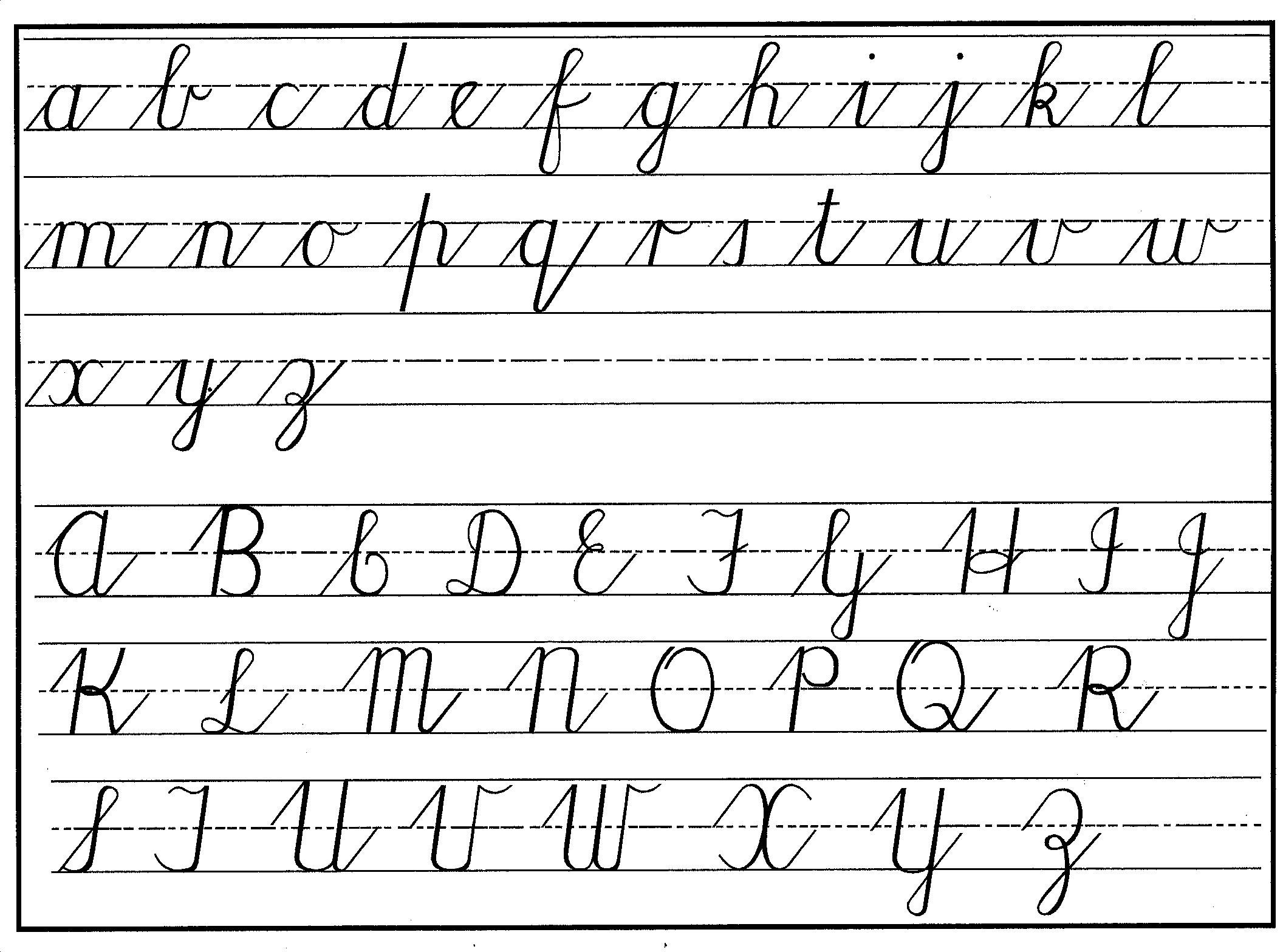 Worksheet Cursive Templates free printable cursive handwriting worksheets templates and worksheets