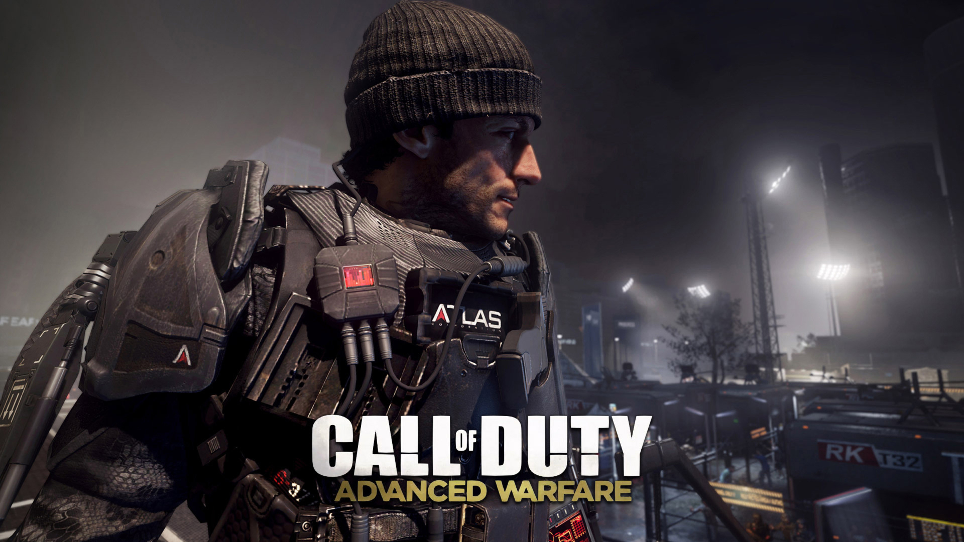 Call Of Duty Advanced Warfare PS4 Wallpapers   PS4 3840x2160