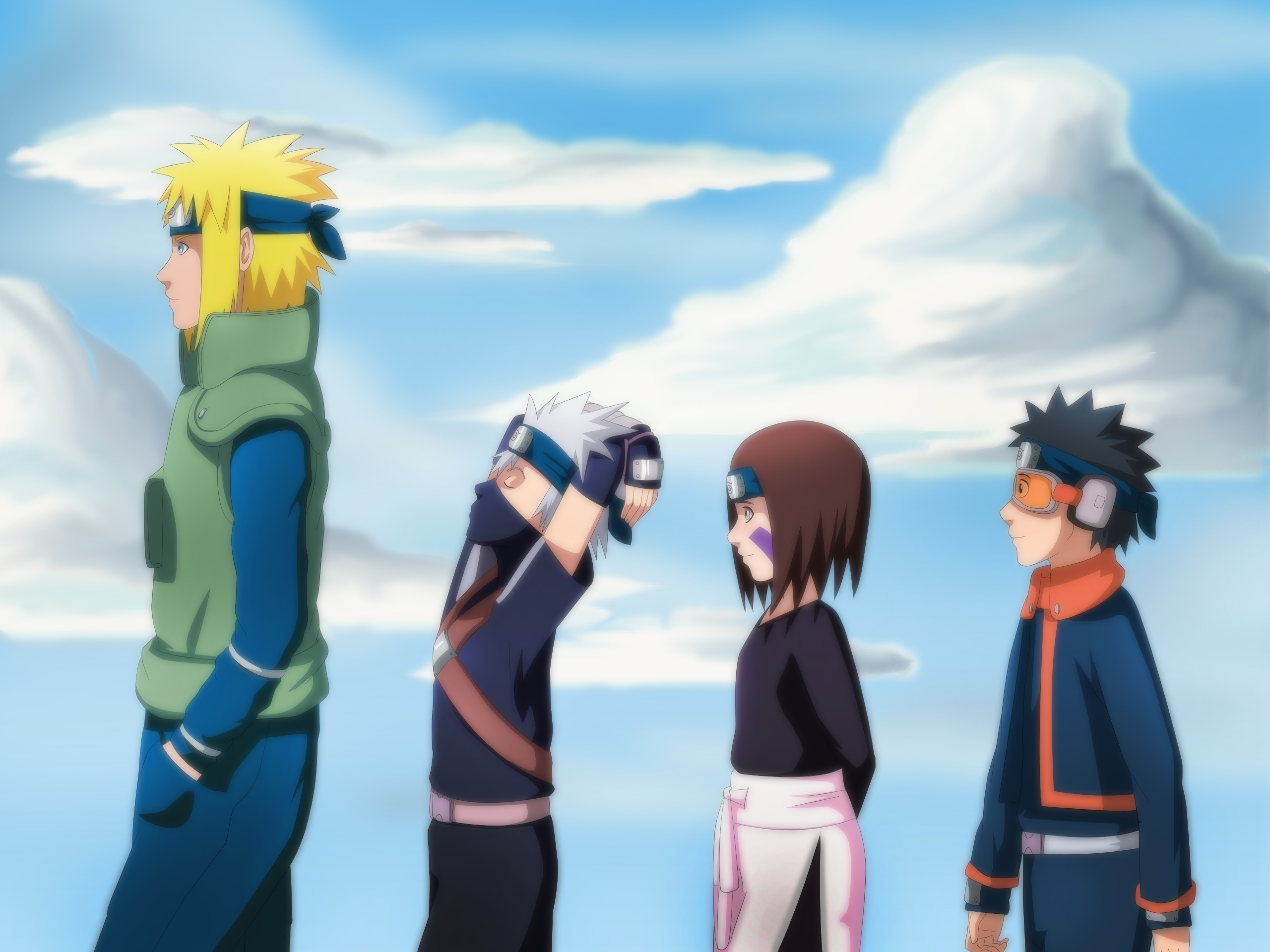 41 Hokage Naruto HD Wallpapers Background Images 2560x1920