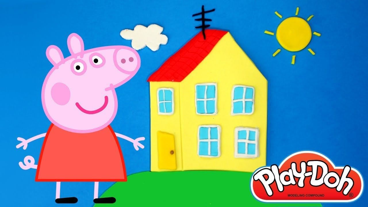 Peppa Pig House Wallpapers   Top Peppa Pig House Backgrounds 1280x720