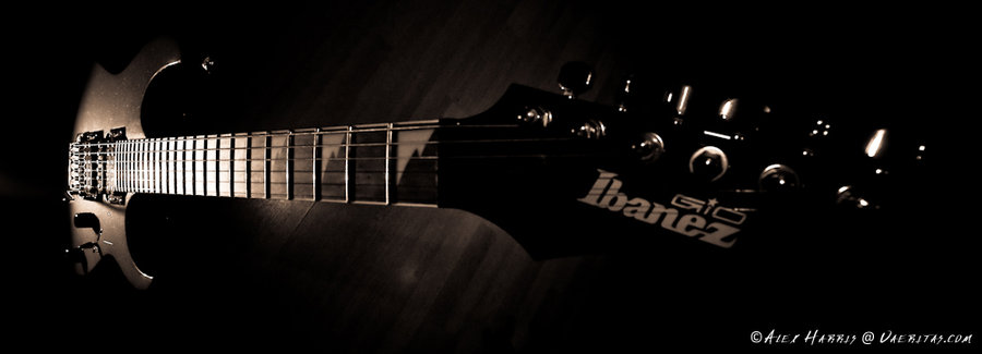 Ibanez Guitar Wallpapers Ibanez guitar by cataclysm1984 900x325