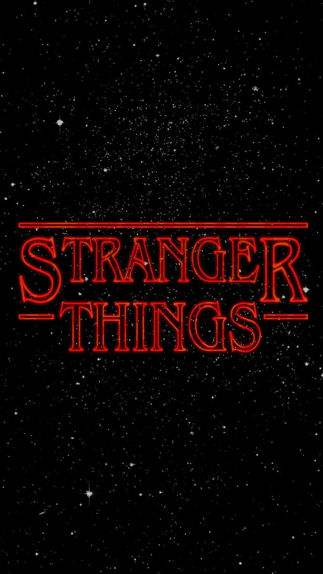 stranger things nerd wallpaper stars Full HD 4K 4K Stranger 1080x1920