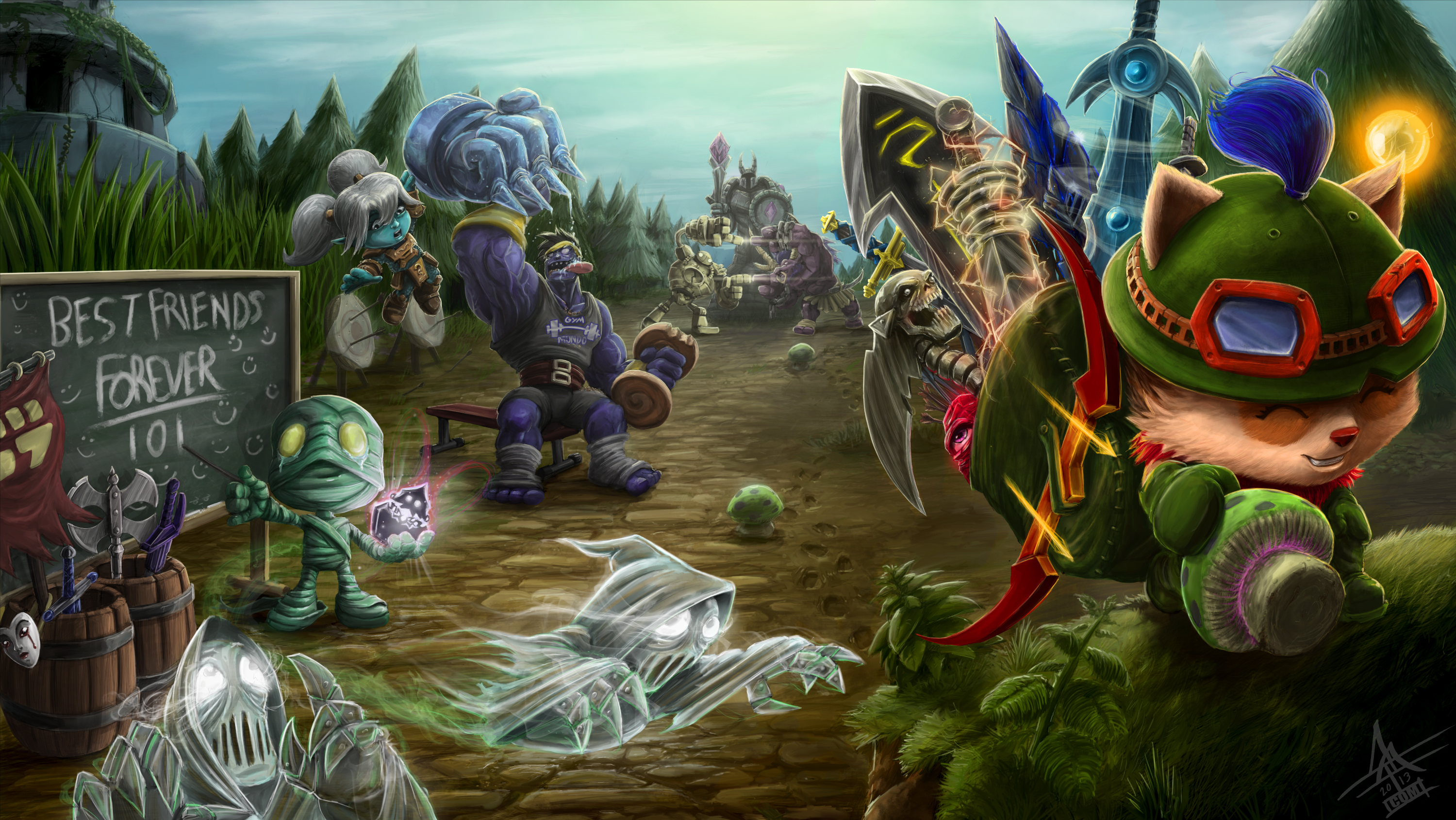 league of legends wallpapers hd- HD Photo Wallpaper Collection HD ...
