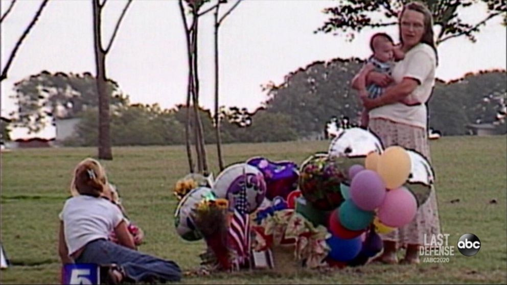 Darlie Routier seen celebrating sons birthday at grave Part 2 992x558