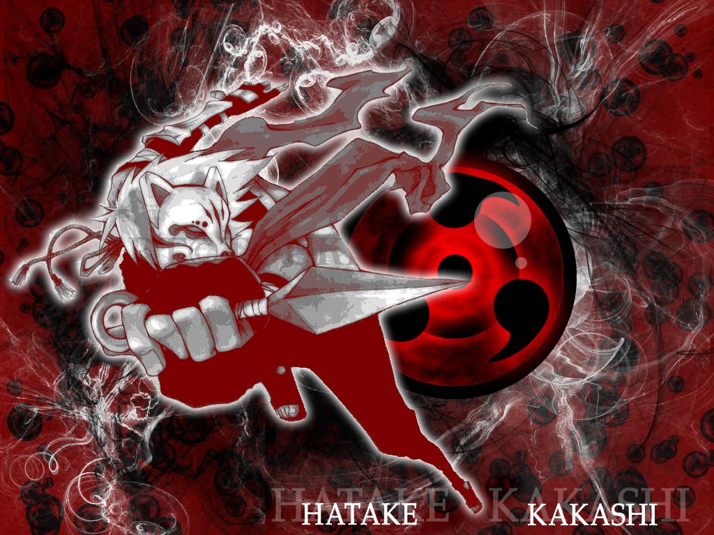 Kakashi ANBU wallpaper by Hallucination Walker 1024x768