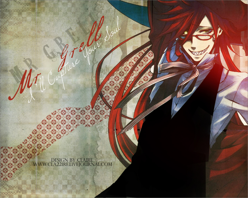 grell sutcliff fan club images Grelle HD wallpaper and 1024x819