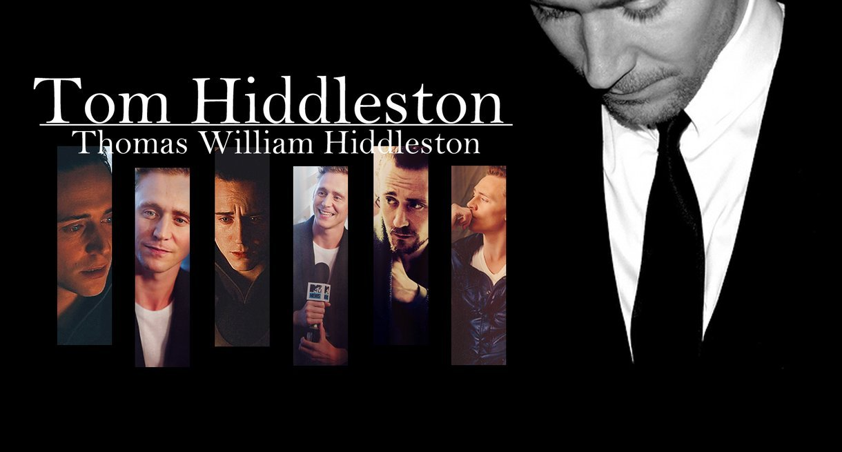 Tom Hiddleston wallpaper by Sainowaifu 1220x655