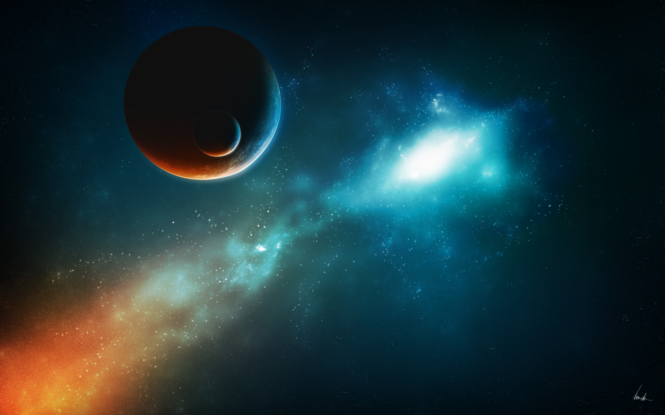 Beautiful Universe Wallpapers HD Wallpapers 2560x1600