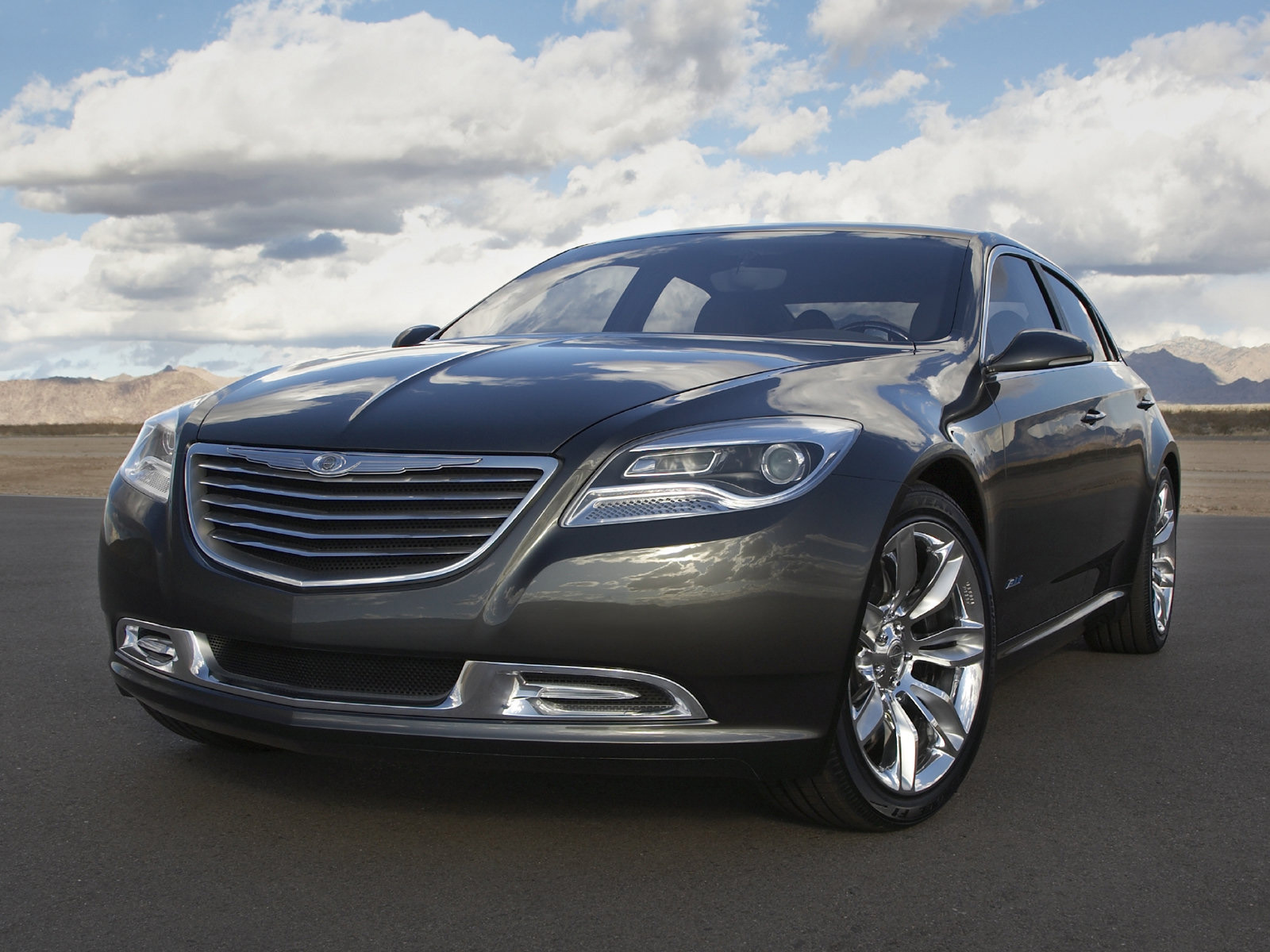 Chrysler 200 Wallpaper 1600x1200