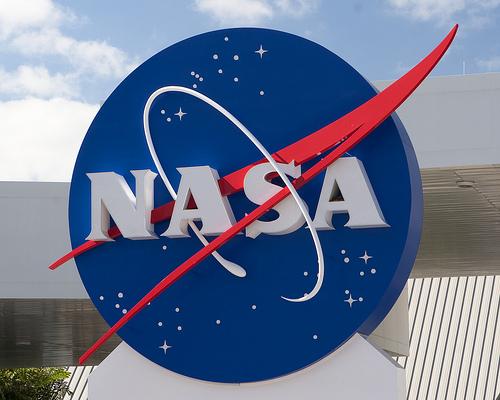 Nasa Logo Black Background Nasa logo 500x400