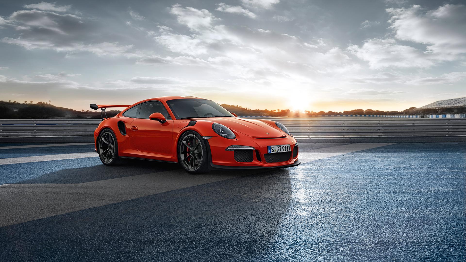 Porsche 911 GT3 RS 2015 Wallpaper 004 CARSPECWALLCOM 1920x1080