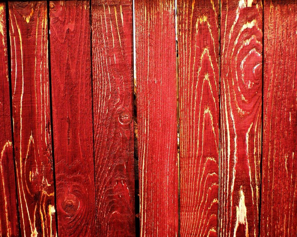 Red Barnwood Wallpaper