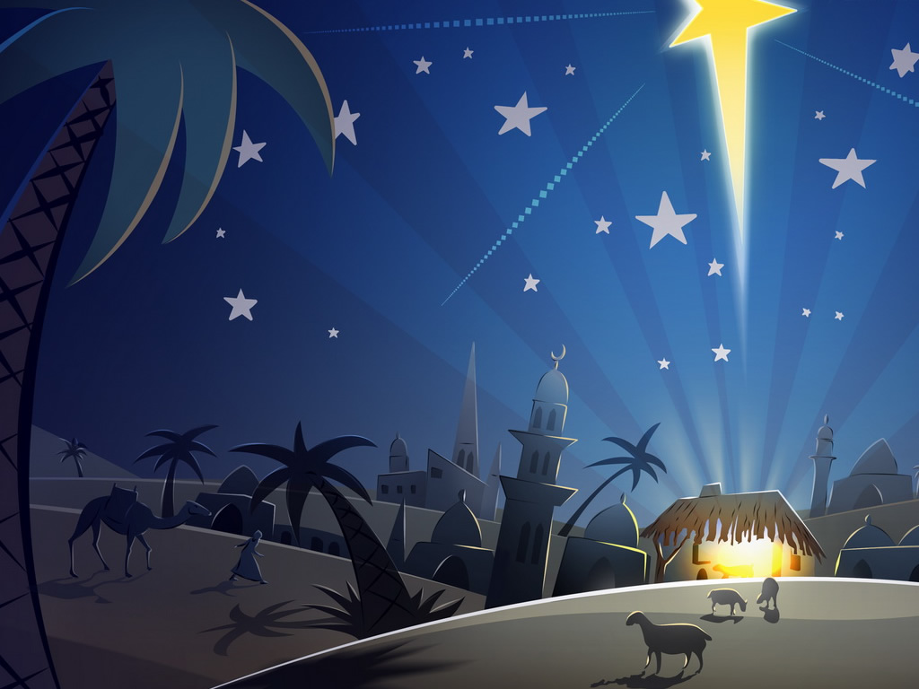 8589130443245 christmas nativity wallpaper hdjpg 1024x768