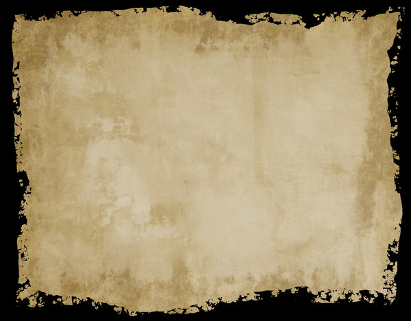 Torn Parchment 2 A grunge parchment or paper background with torn 600x468