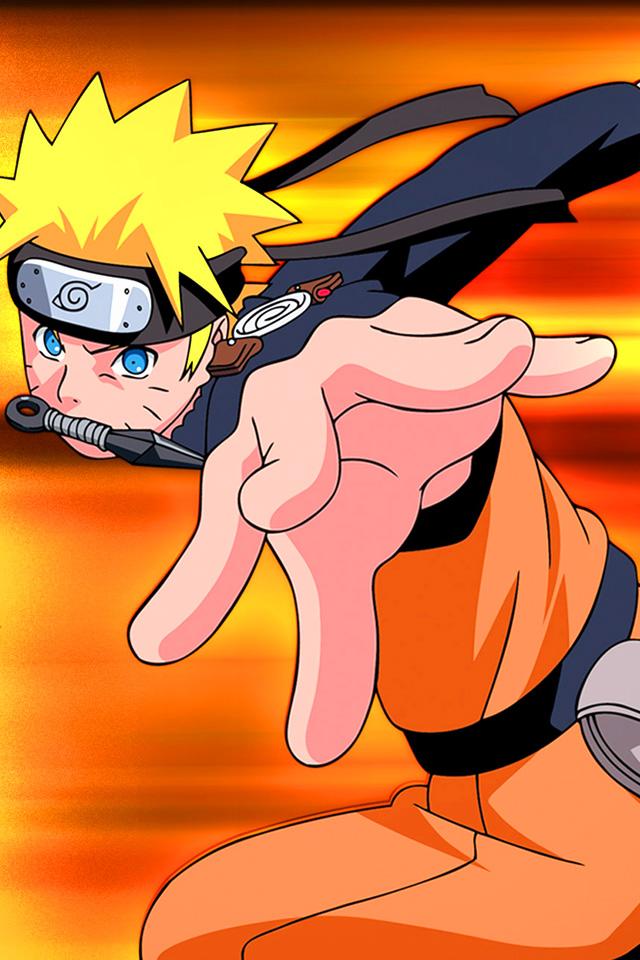Naruto Uzumaki iPhone Wallpapers HD 640x960