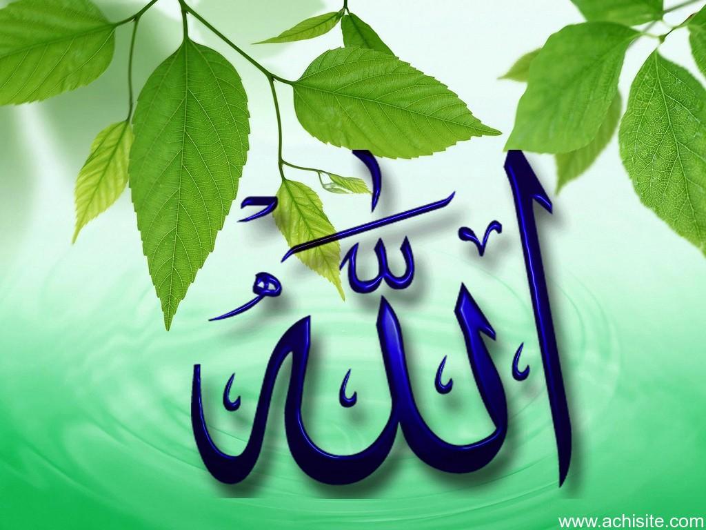 Allah HD Wallpaper AchiSiteCOM 1024x768