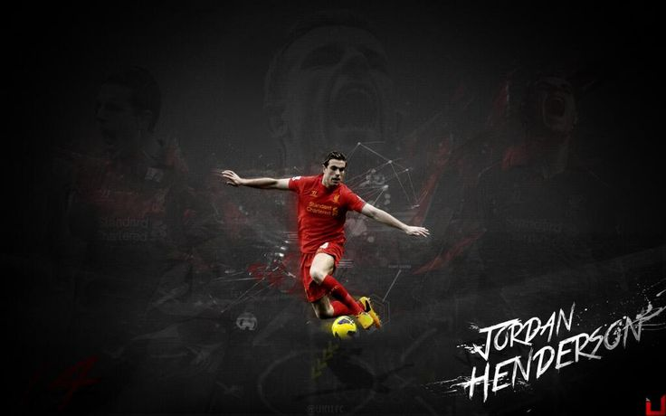 Awesome Jordan Henderson wallpaper from UKILFC LFC 736x460