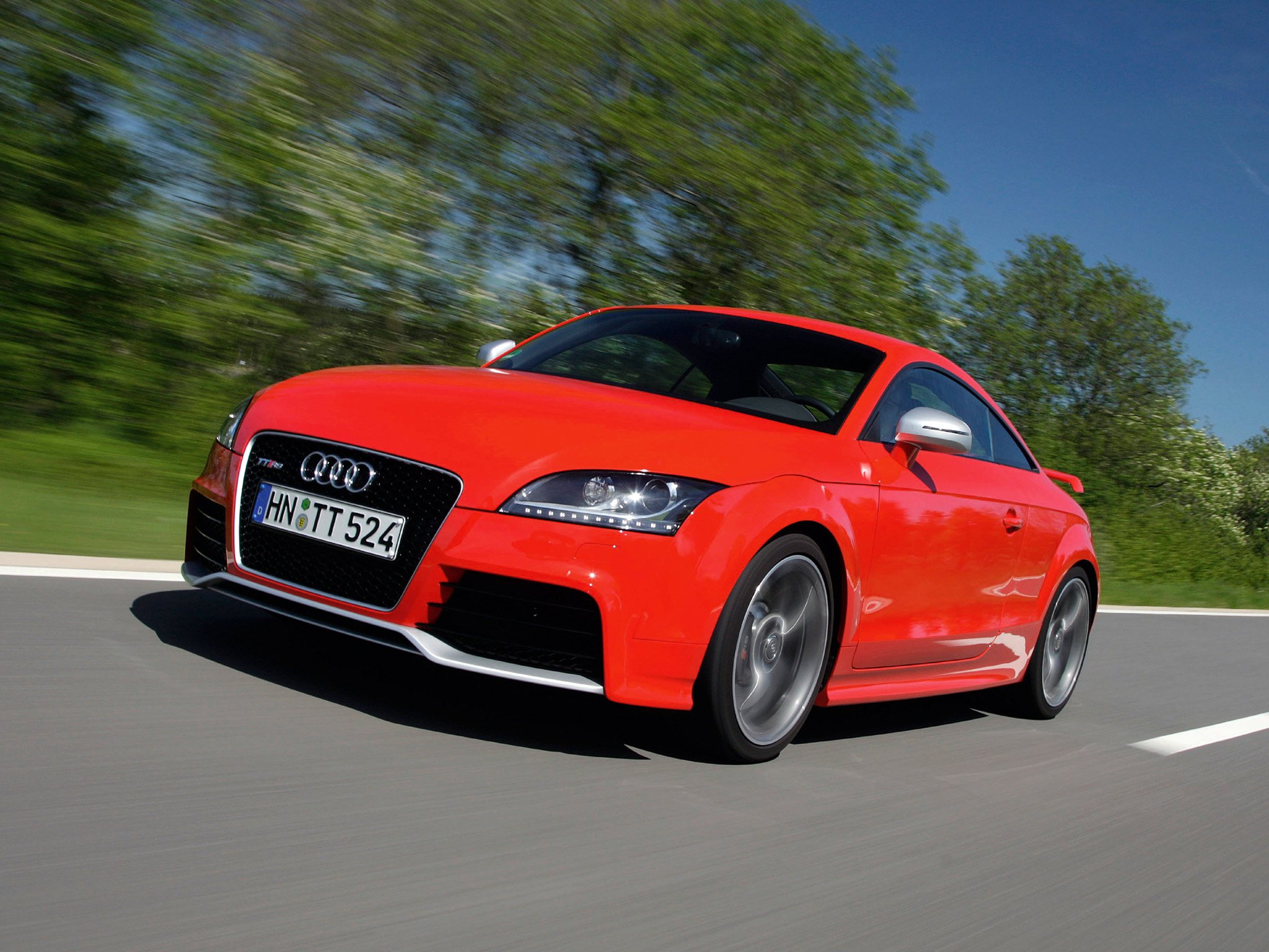 Audi TT RS Coupe Wallpapers Cool Cars Wallpaper 2048x1536