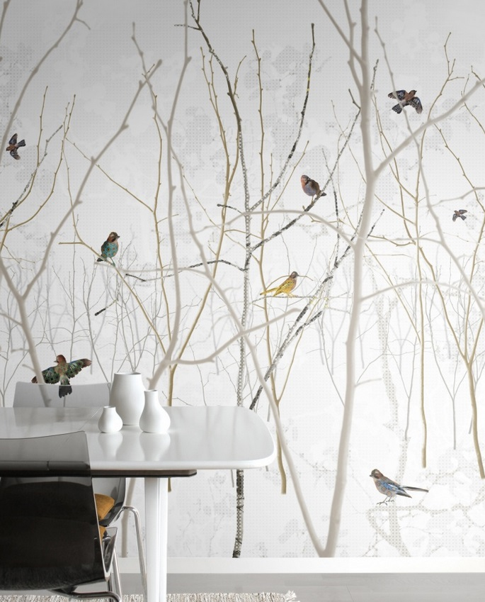 Scandinavian Wallpaper Decor DIY Decorator 685x849
