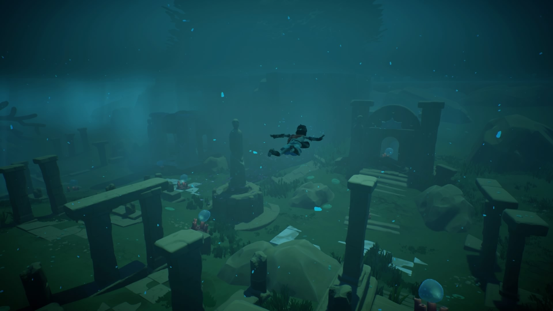 RiME Puzzles Guide Chapter 2 Walkthrough Walkthroughs The 1920x1080