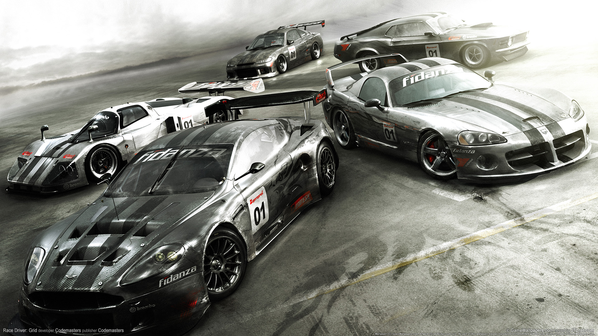 Race Driver Grid Wallpapers HD Wallpapers 1920x1080
