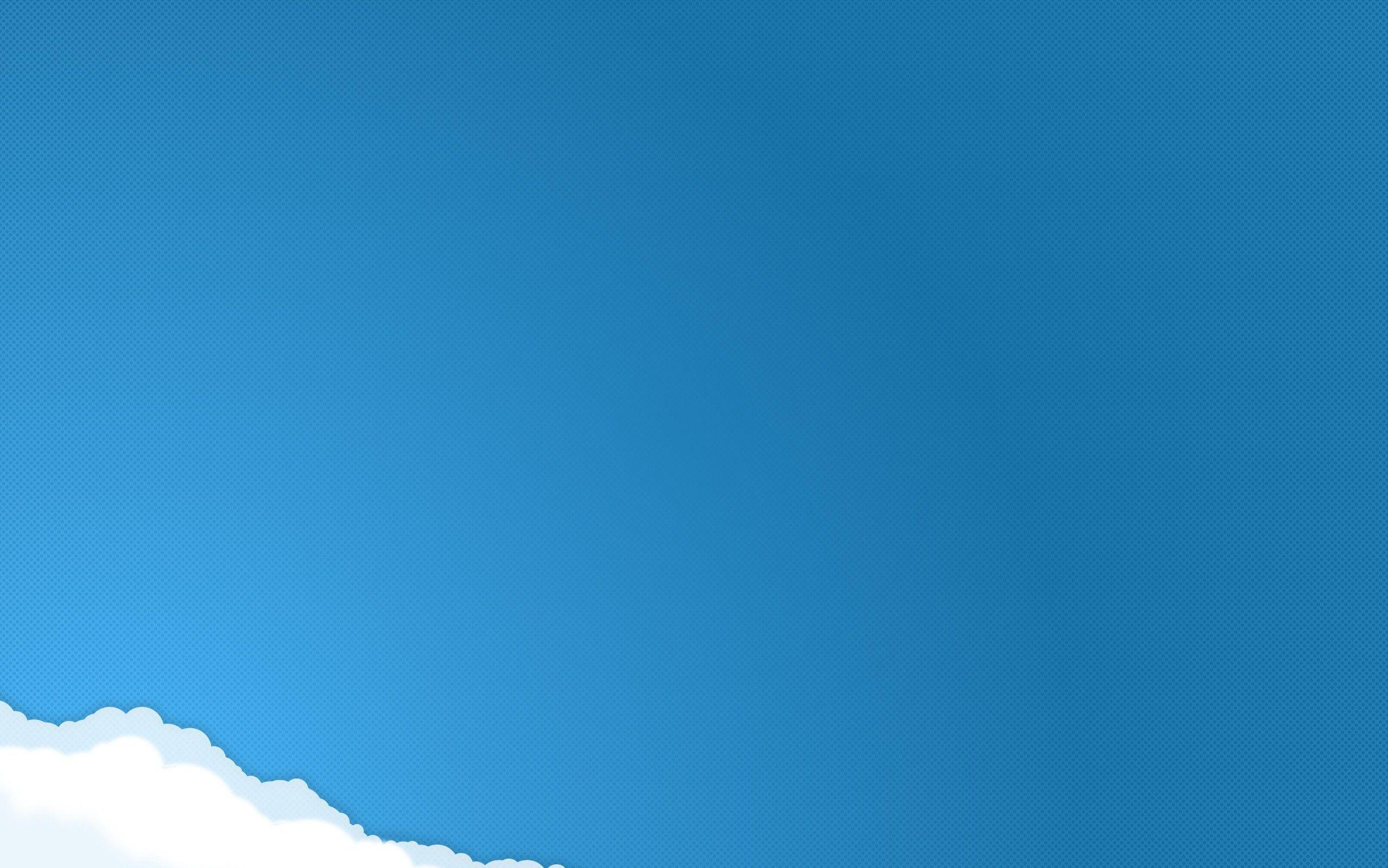 Plain Blue Backgrounds Wallpapers 2560x1600