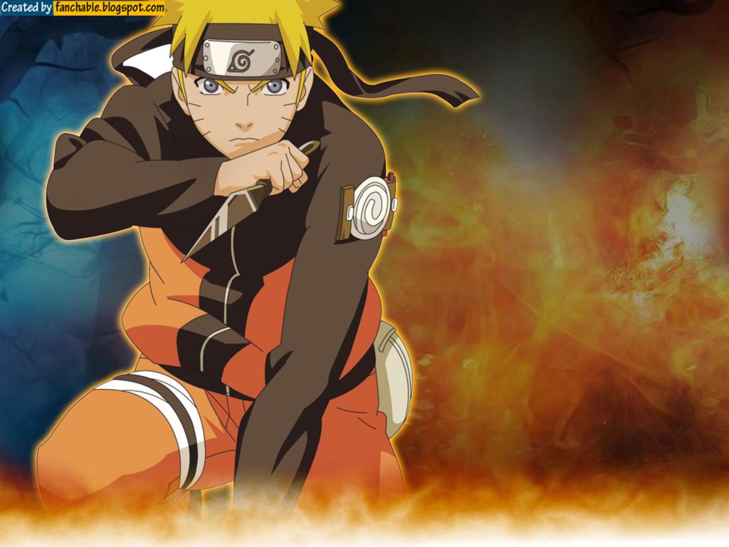 Uzumaki Naruto Cool Wallpaper HD Best Wallpaper 1024x768