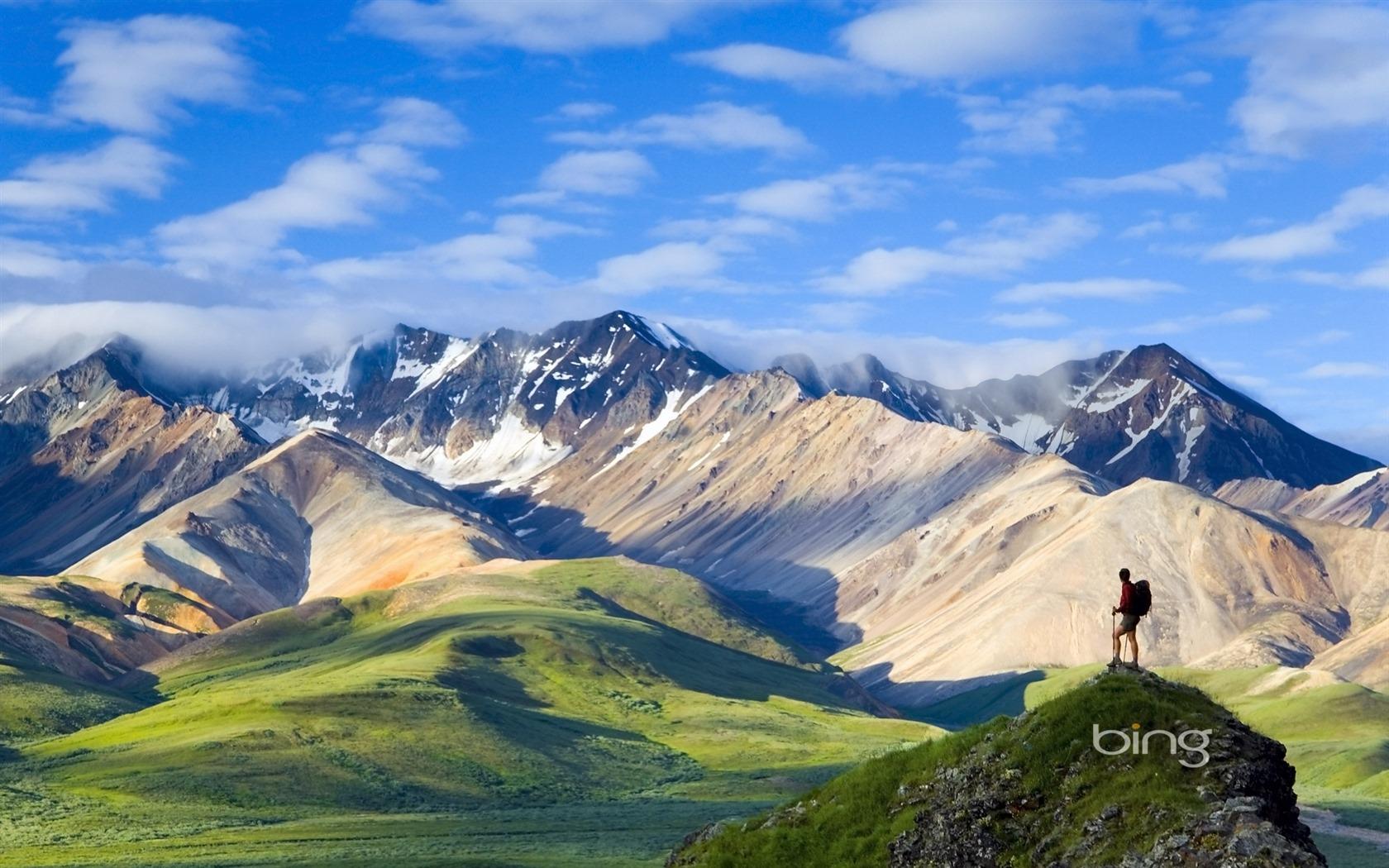 Bing Themes mountains climbers widescreen HD wallpaper   1680x1050 1680x1050