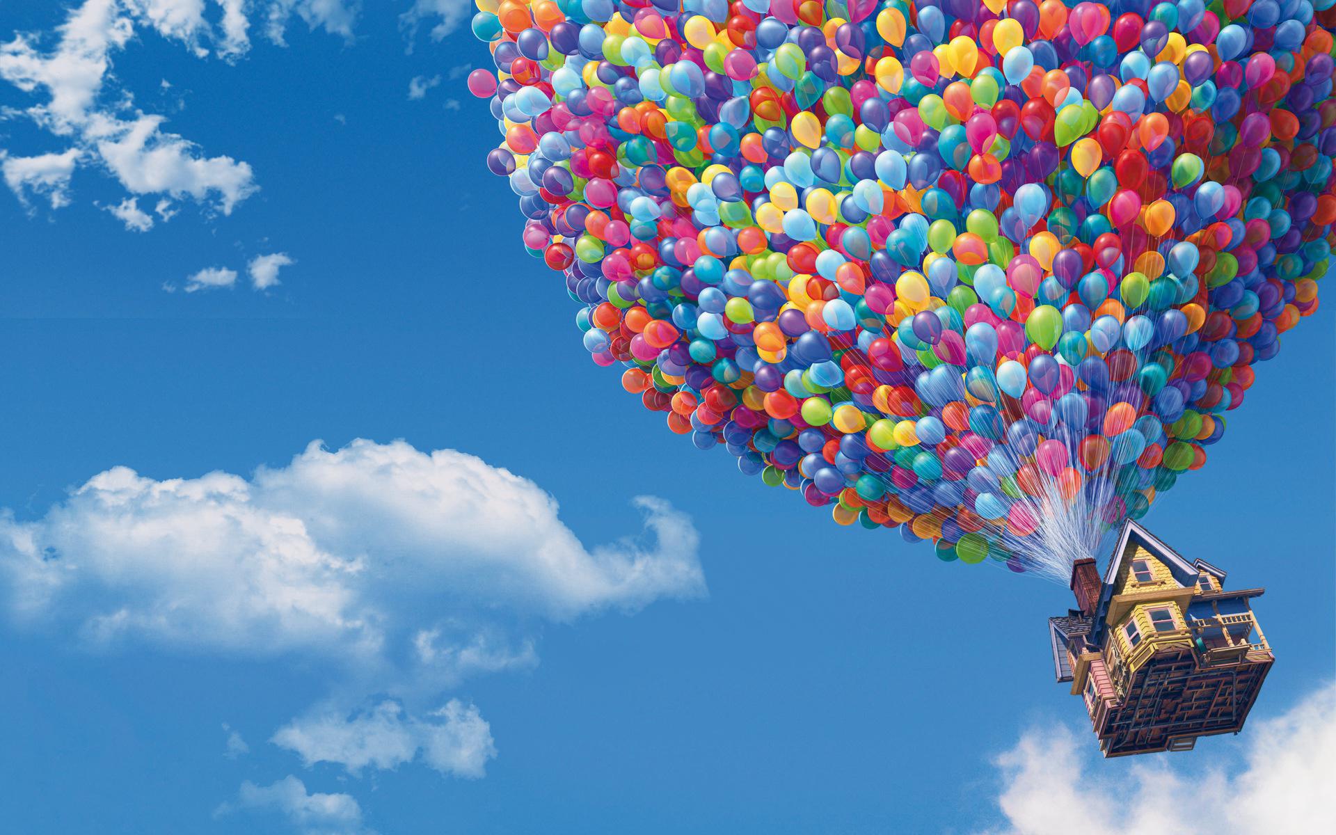 Download Pixar Up Wallpaper 1920x1200 Wallpoper 332616 1920x1200
