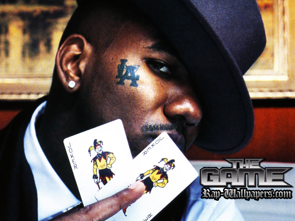 The Game   The Game Rapper Wallpaper 3618547 1024x768