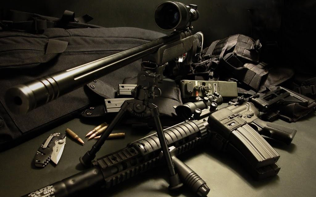 HD Sniper Wallpapers Military WallBase 1024x640