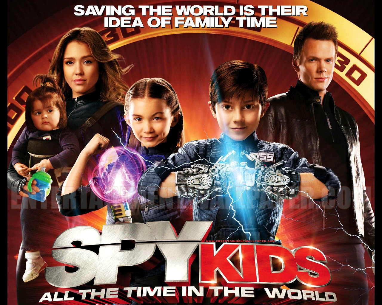 Spy Kids 4 All the Time in the World Wallpaper   10027364 1280x1024 1280x1024